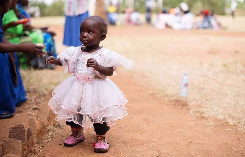 Uganda Compassion -- Lifeway Trip 1501UG