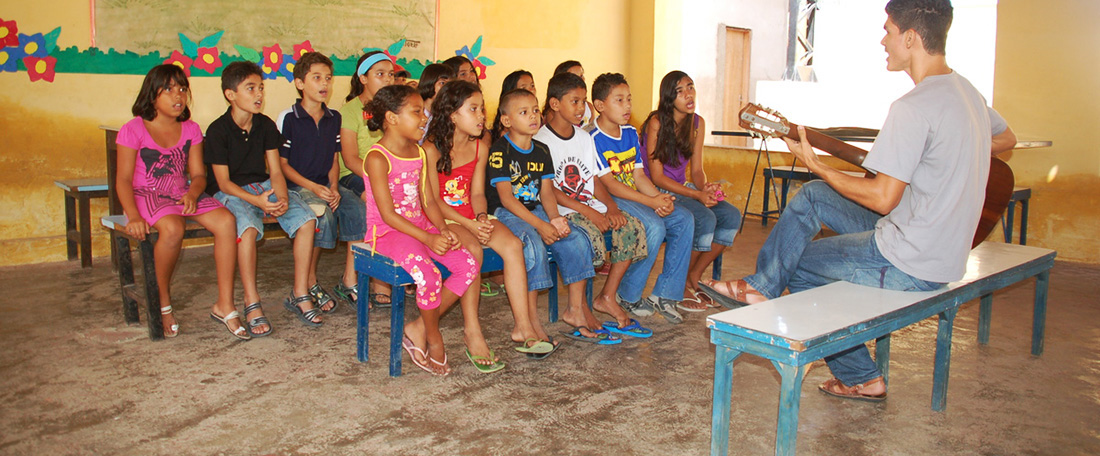 South America Christian Child Sponsorship