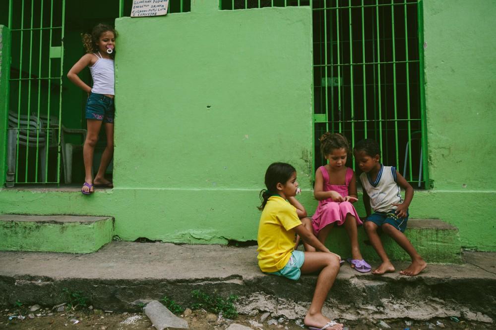 Emidio's neighbourhood, Santo Amaro, Recife, Brazil.