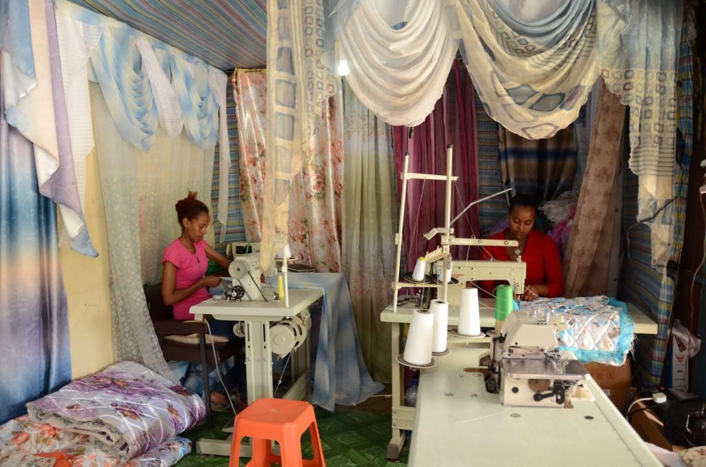 Tizita owns 3 sewing machines