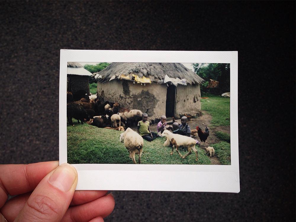 Emmunuel's home, Lolgorien, Kenya