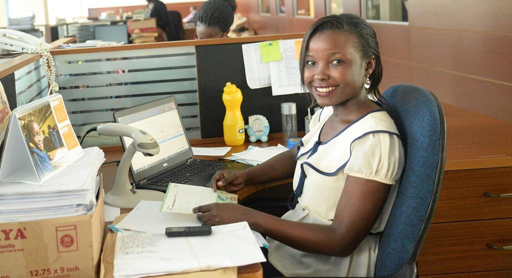 Compassion Uganda office