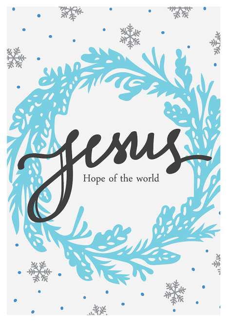 Jesus Hope of the World 3