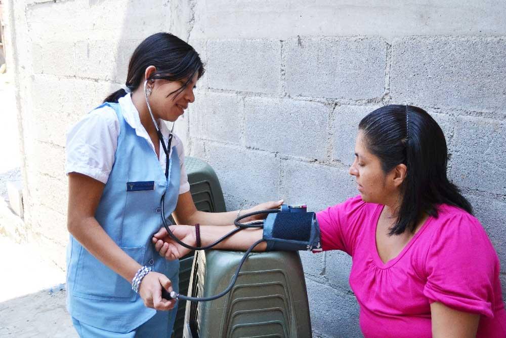 Nurse from Guatemala