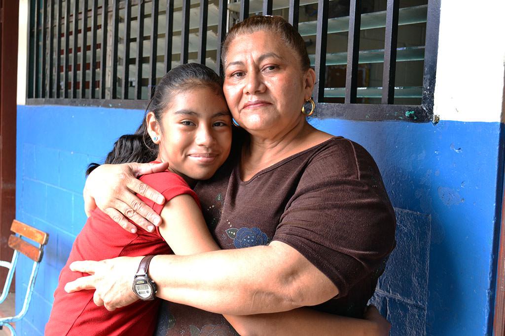 Sponsored child Hellen from Nicaragua