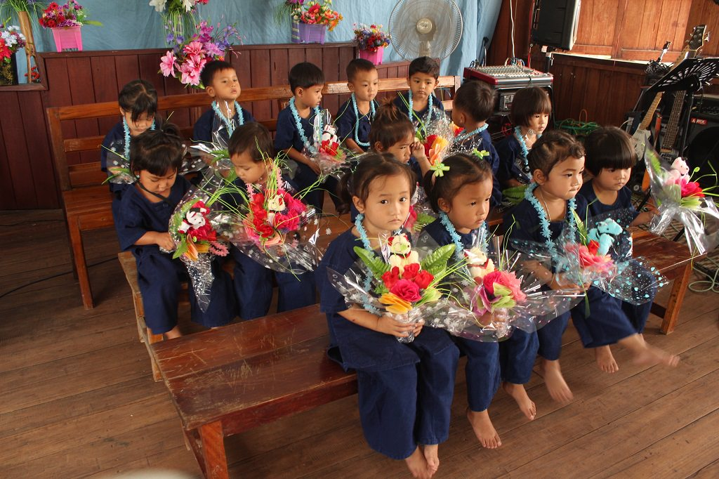 Child Survival Programme graduation Thailand