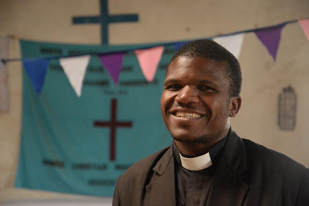Reverend George Turyatunga