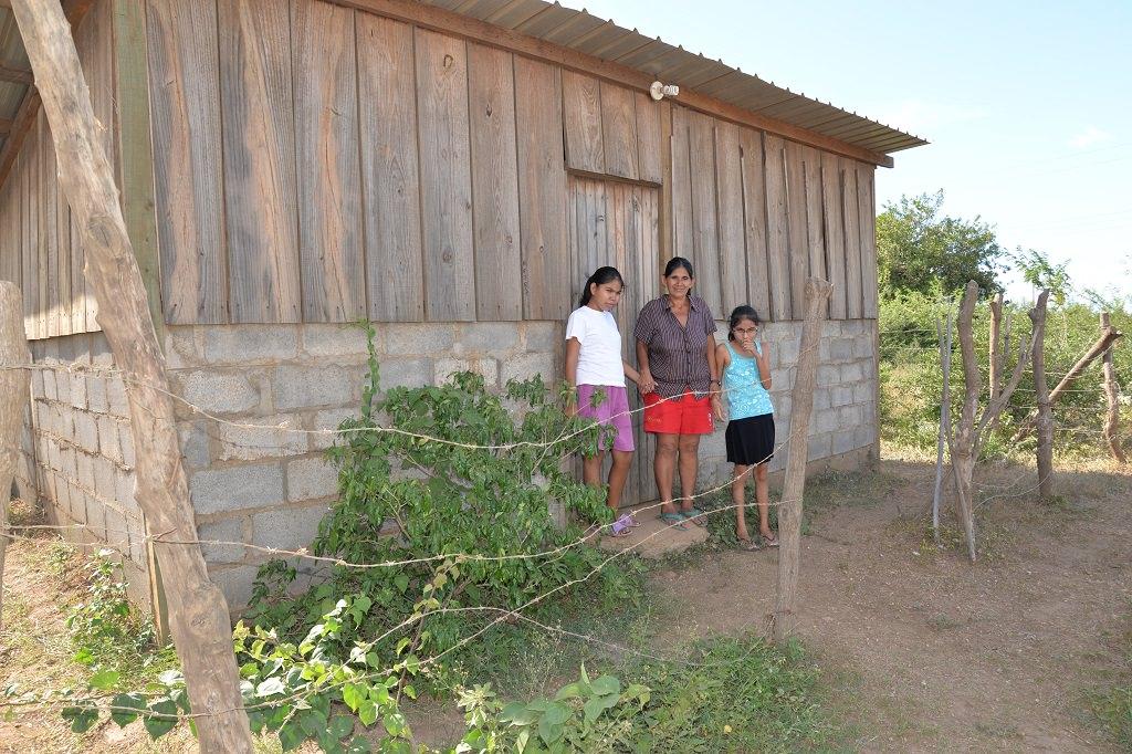 Nicaraguan home
