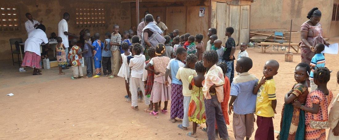 Togo medical check