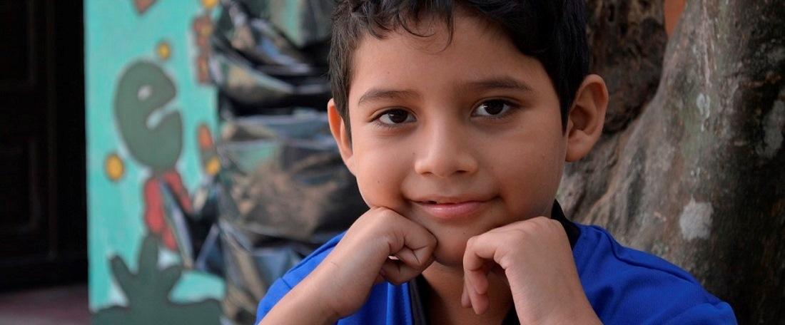 Cruz from El Salvador
