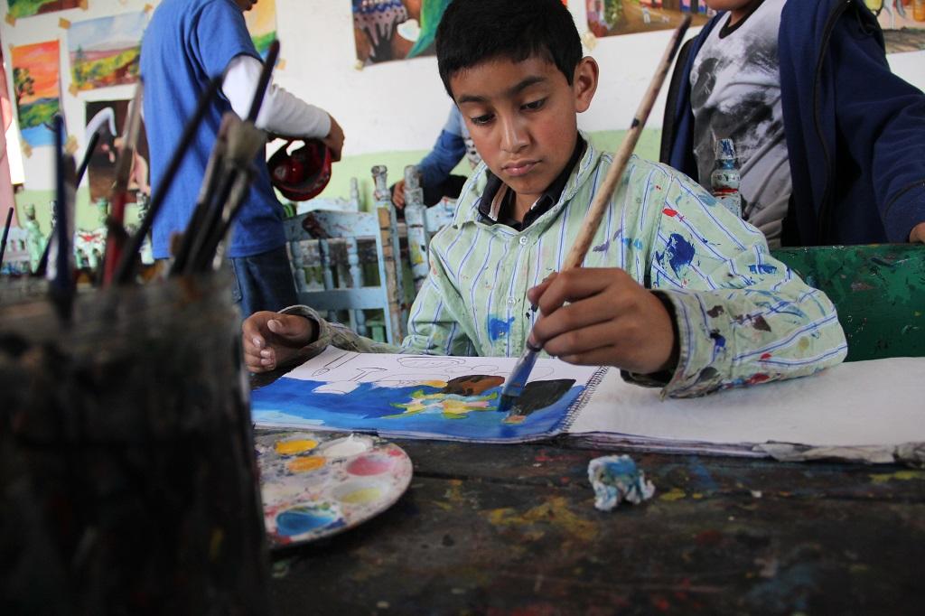 Child artist