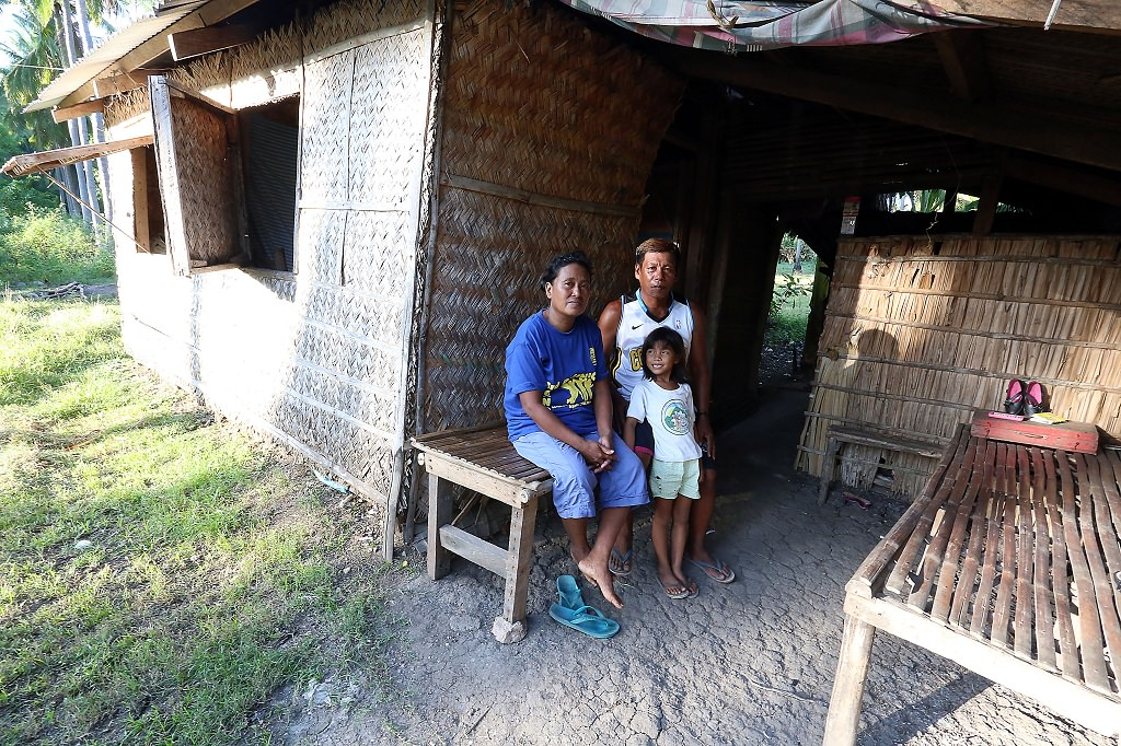 Family from the Philippines