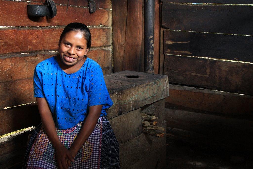 Olga from Guatemala