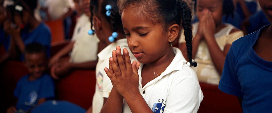 Dominican Republic prayer