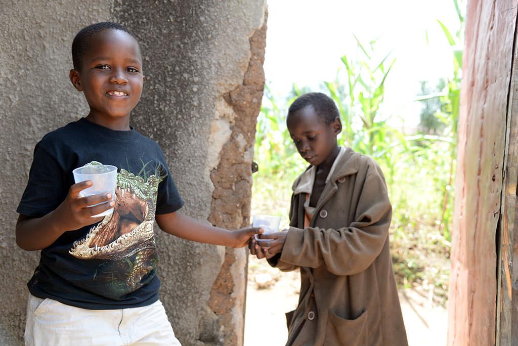 Safe drinking water in Rwanda