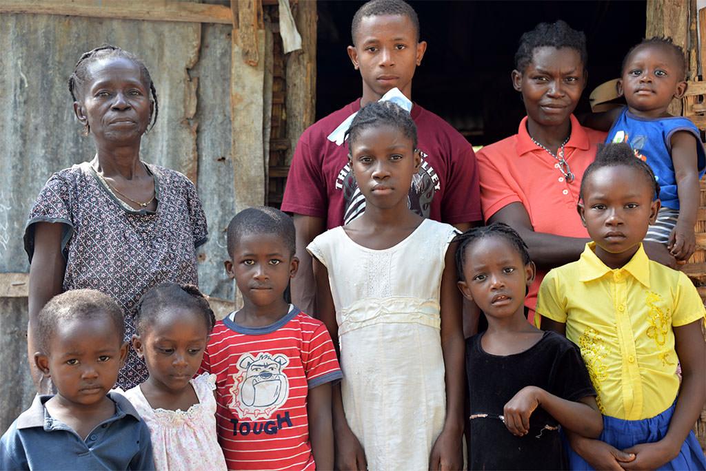 Nadiane's-family-in-Haiti