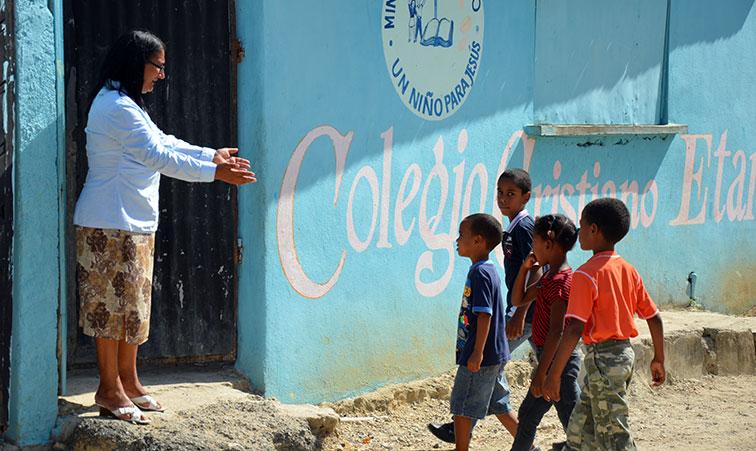 Pastor in Dominican Republic