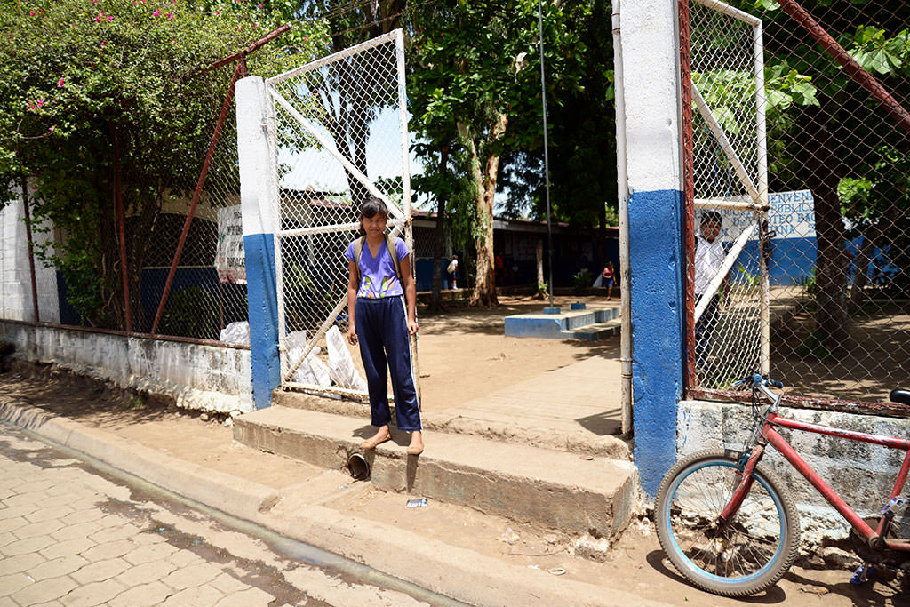 School in Nicaragua