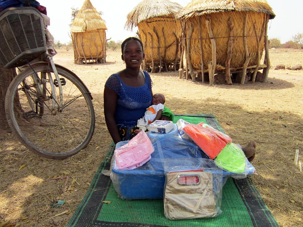Baby box in Burkina Faso