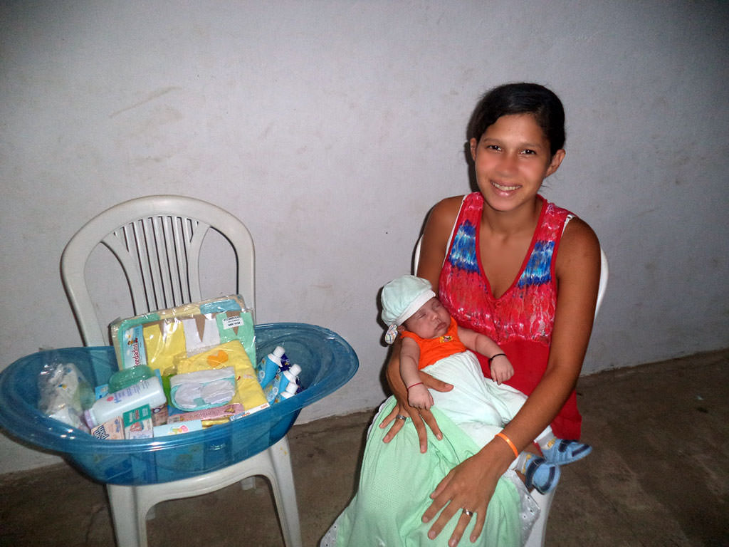 Brazil baby box