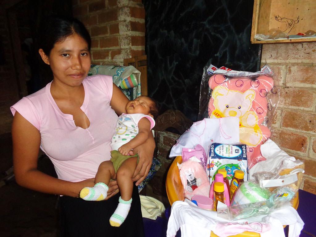 El Salvador baby box