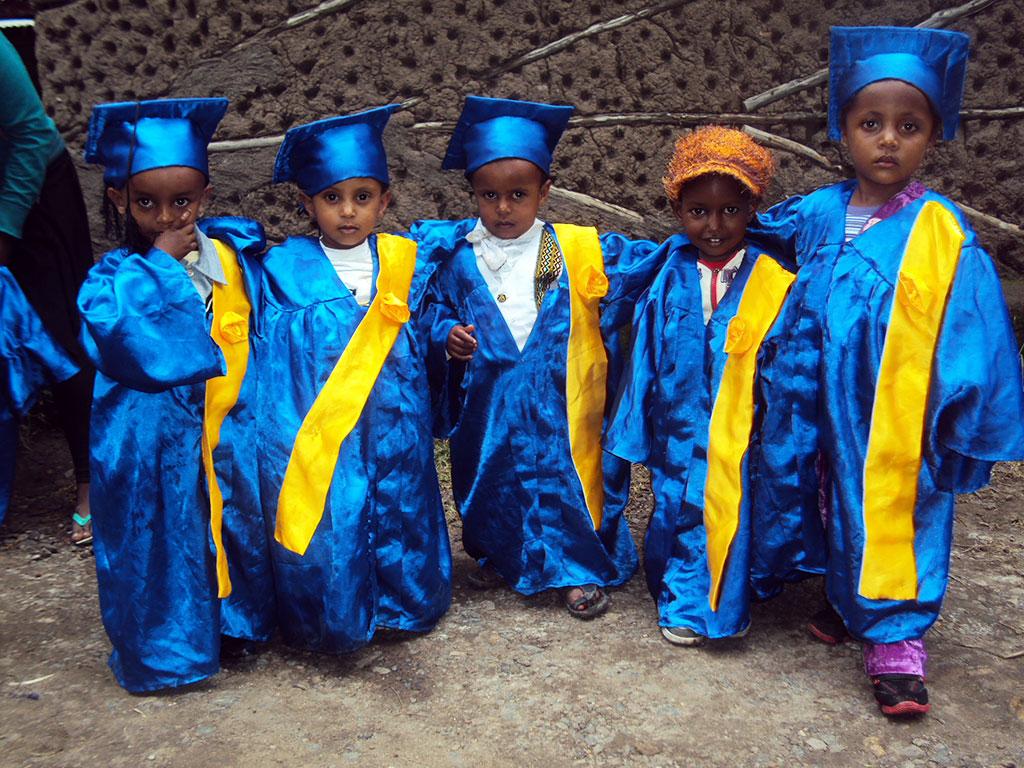 Child Survival Programme graduates