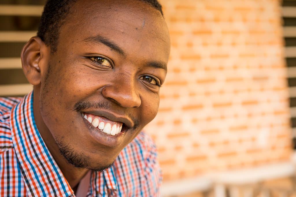 Compassion graduate Methode smiling