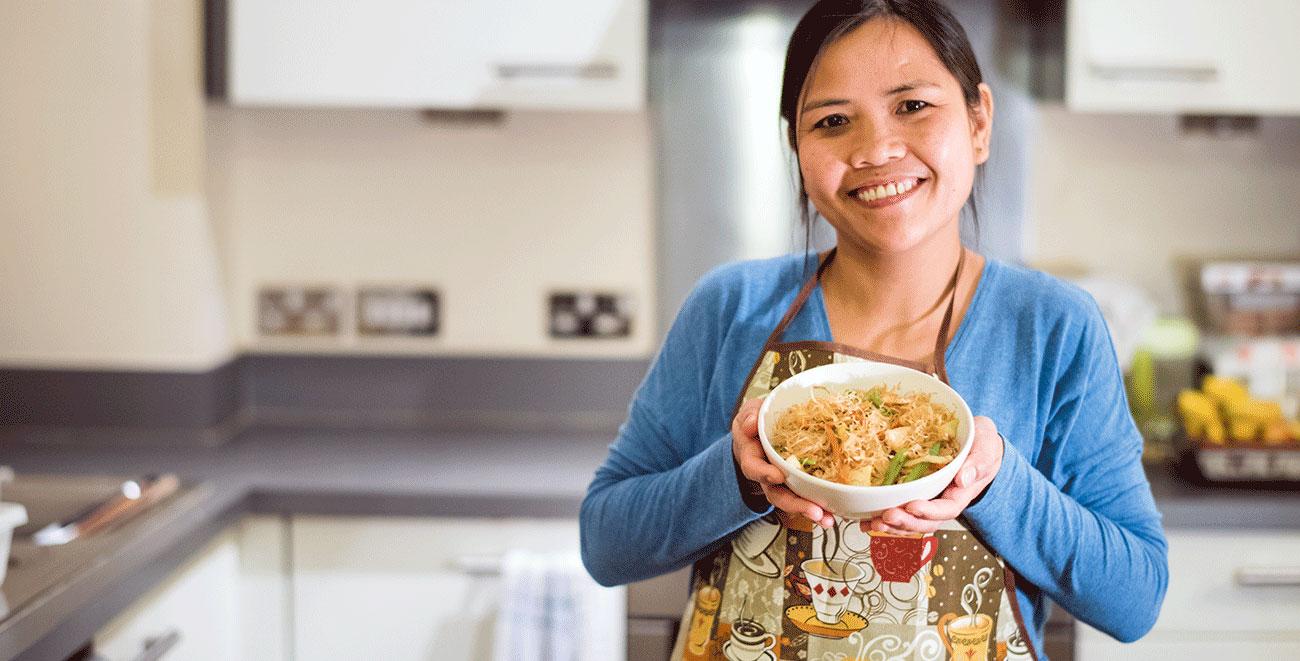 Pancit Bihon noodle recipe