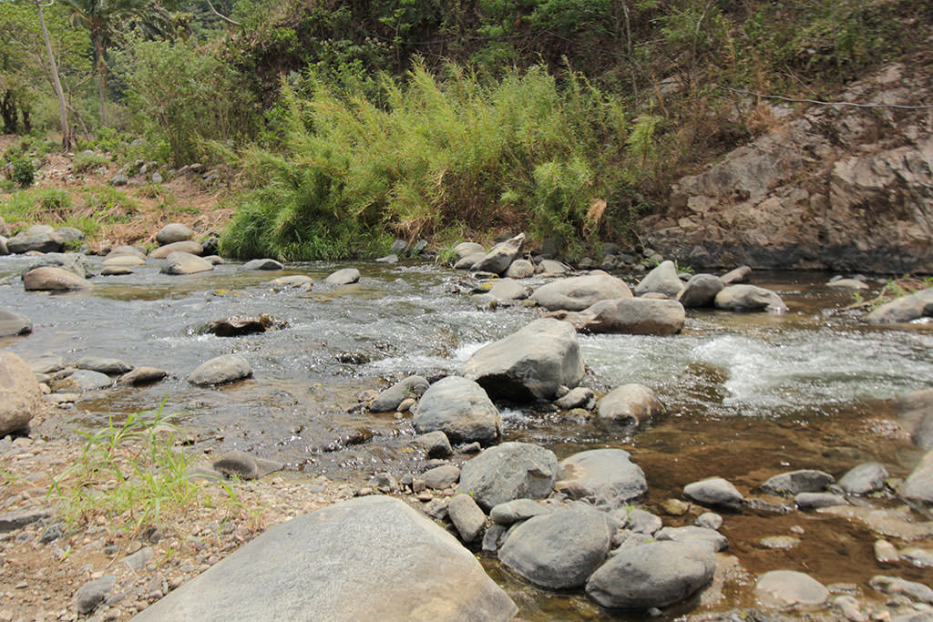 River in Chiapas