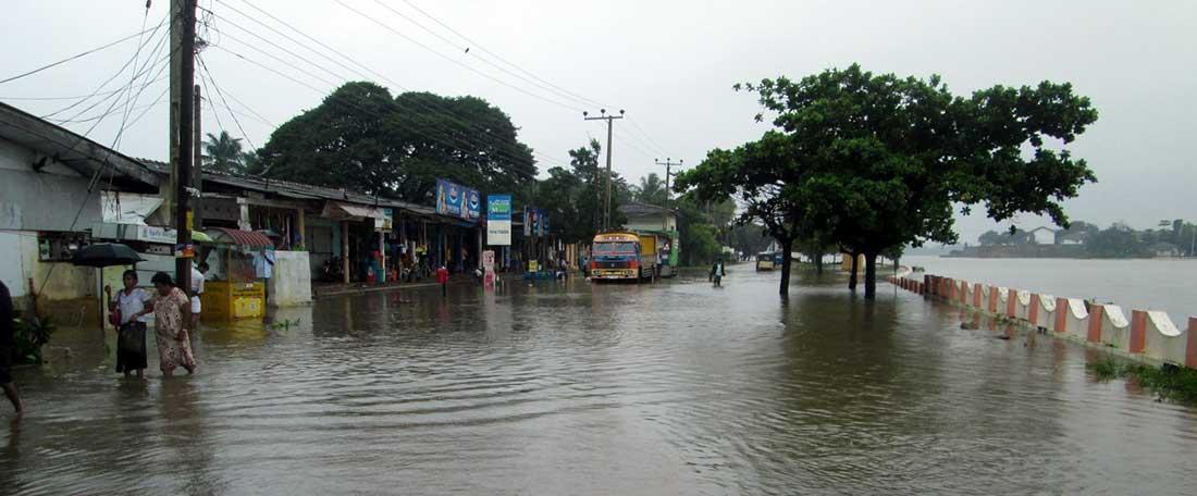 Sri Lanka flooding
