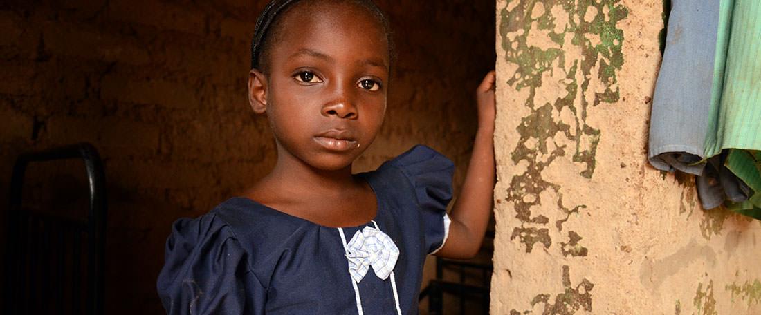 Balkissa from Burkina Faso