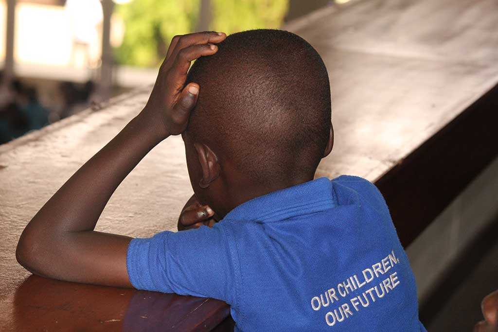 Promoting children's rights in Ghana