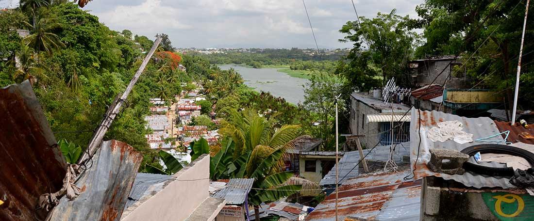 Dominican Republic landscape