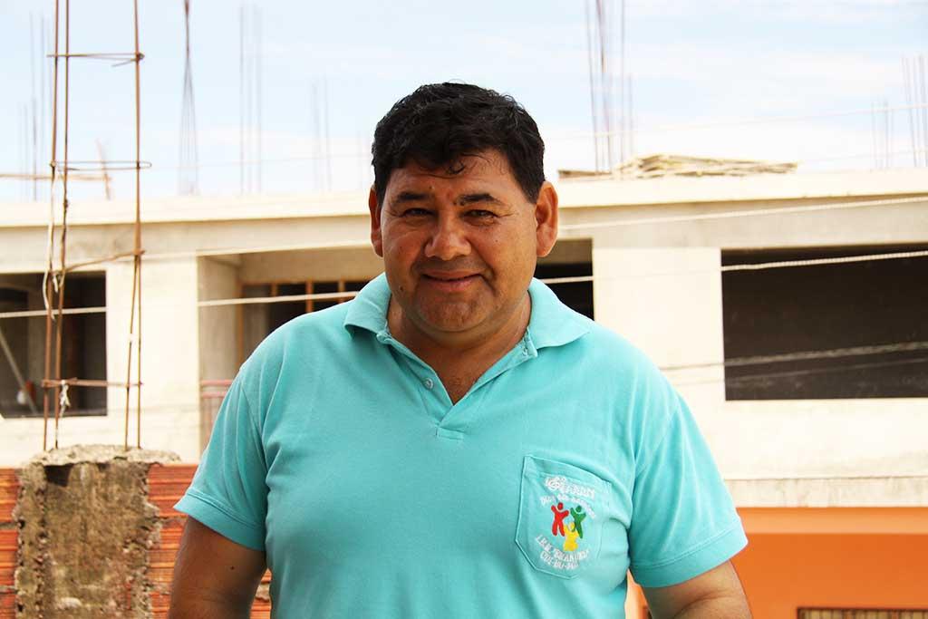Pastor in Bolivia