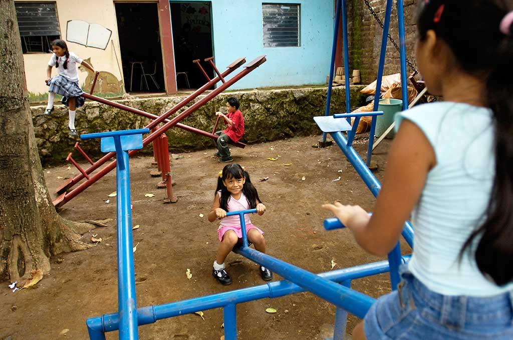 Seesaw in El Salvador