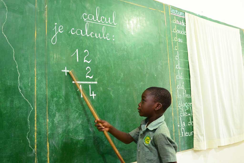 Winner learning by blackboard