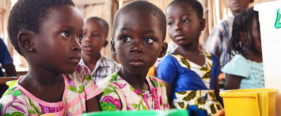 Aklobessi from Togo
