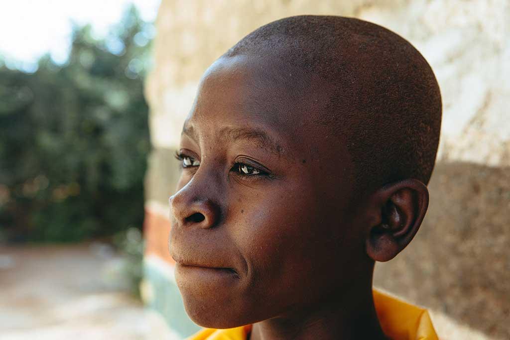 Charles from Kenya
