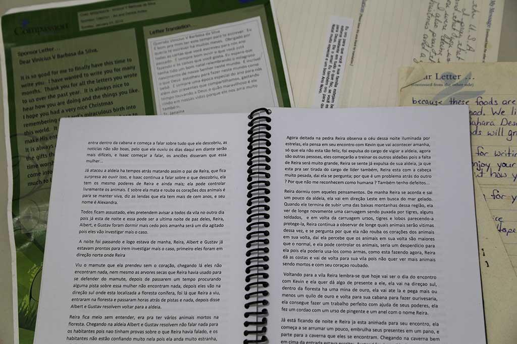 Vinicius' novel
