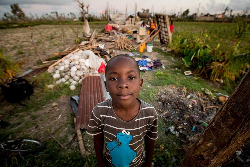 Hurricane Matthew impact