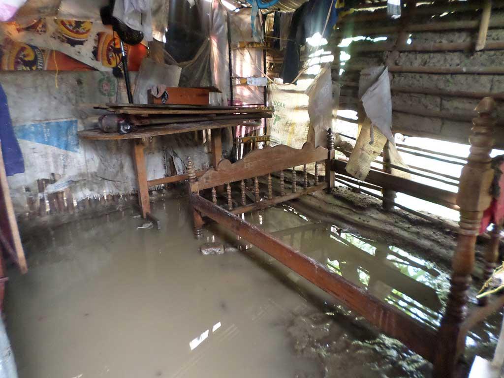 Hurricane Matthew flooding