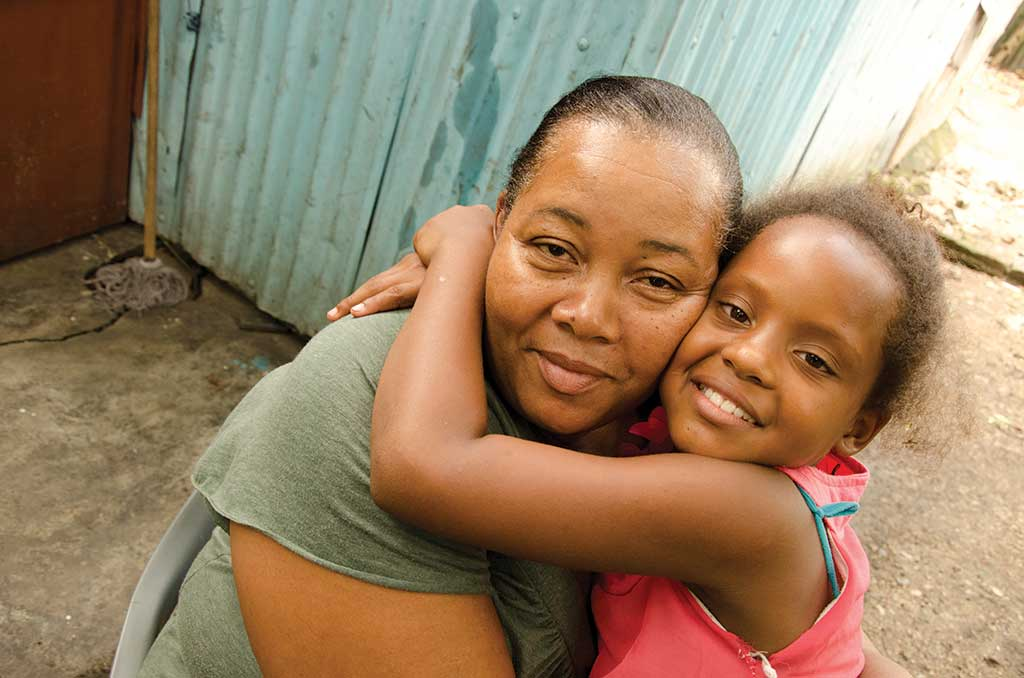 Compassion project worker in Dominican Republic