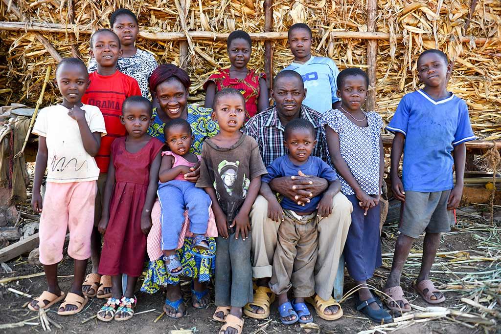 Ndanu's new family