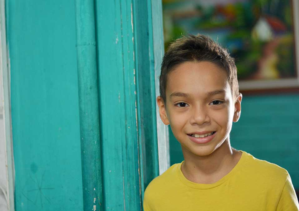 Axel from Honduras