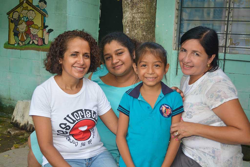 Compassion project in El Salvador