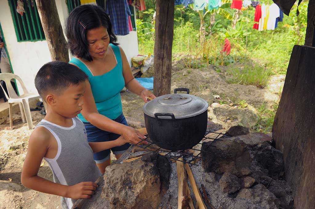 Cooking in the Philippines