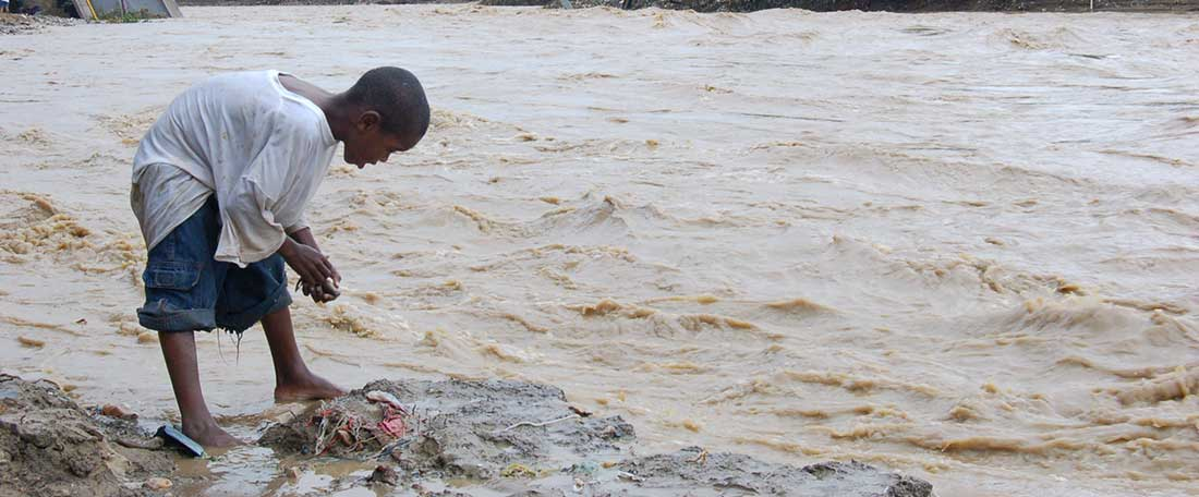 Flooding in Dominican Republic