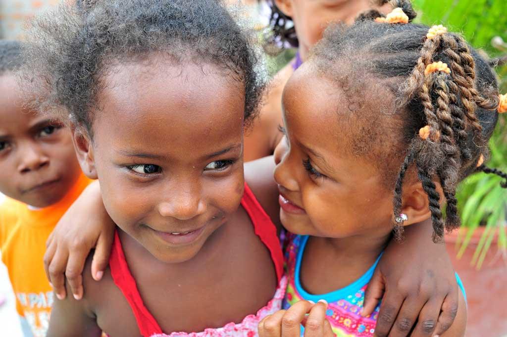 Friends in Ecuador