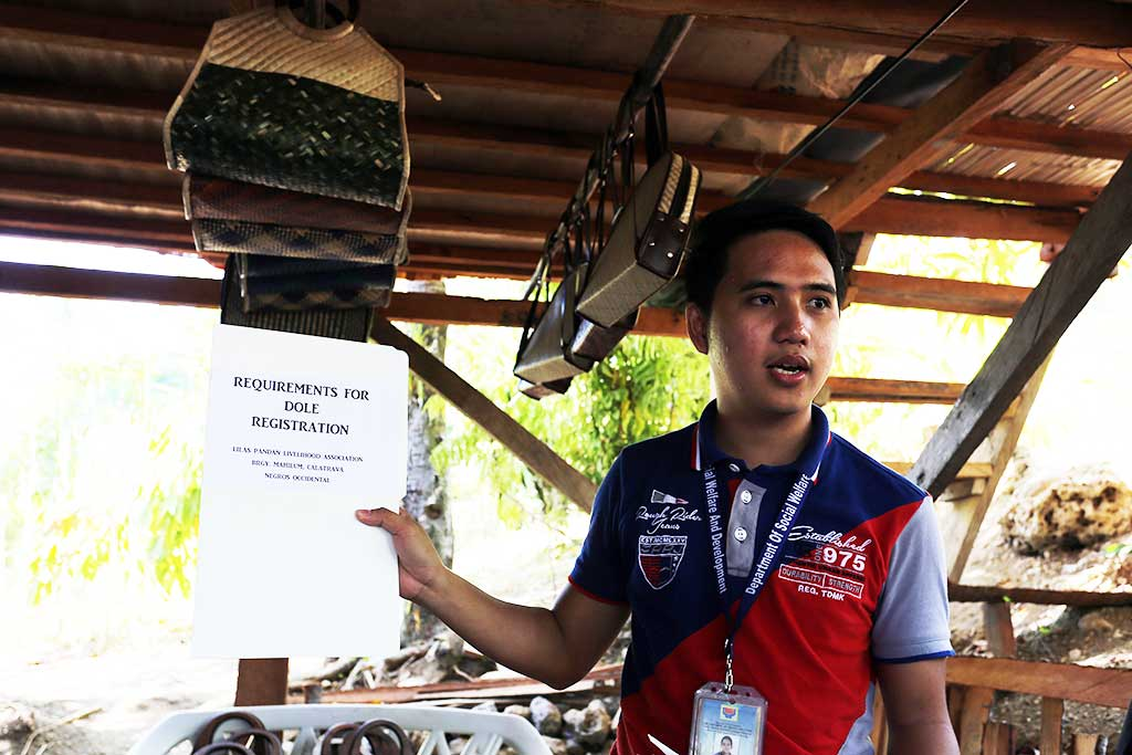 Government official in the Philippines