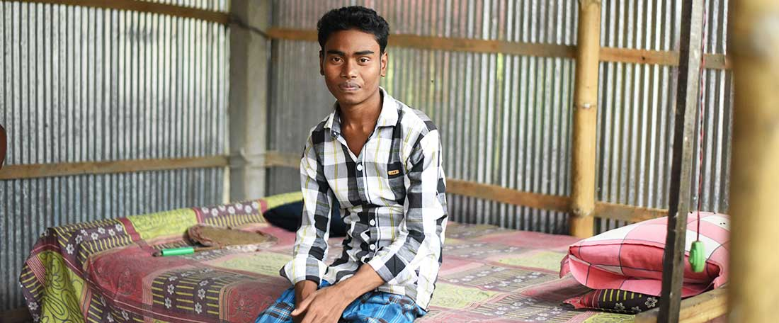 Bangladeshi home